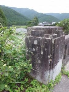 不動野橋(大内山川)