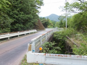芦谷橋(新と旧?)