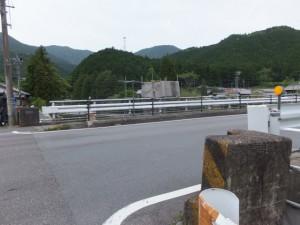 江尻橋(大内山川)
