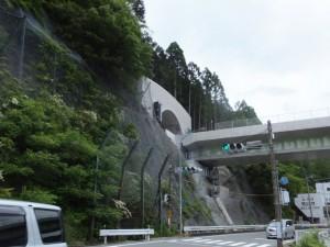 国道42号線 間弓信号