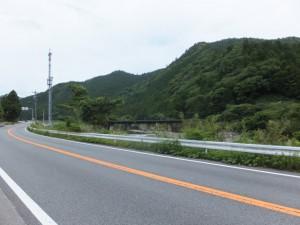 間弓信号~大内山中学校