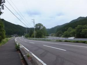 定坂公園~下里橋(大内山川)