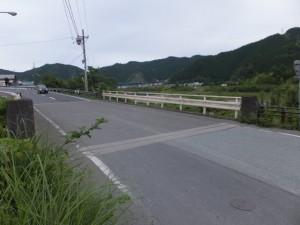 角田橋(田山川)