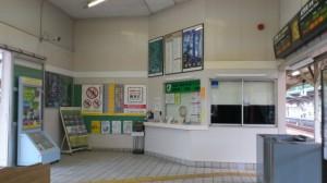 JR紀勢本線 紀伊長島駅