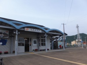 JR紀伊長島駅(紀勢本線)