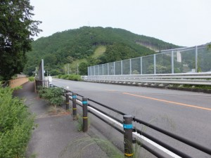 JR紀勢本線との交差(国道42号加田交差点~加田西交差点)