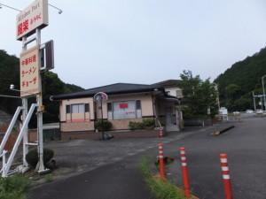 国道42号 加田西交差点付近