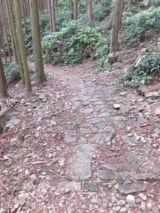 石畳(三浦峠~熊ヶ谷橋)