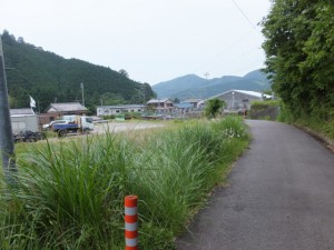 熊ヶ谷橋~JR三野瀬駅