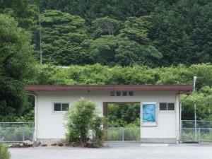 JR三野瀬駅(紀勢本線)