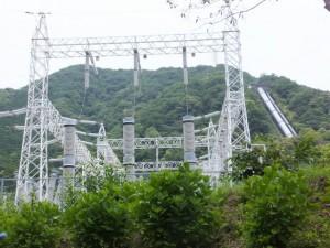 三重県企業庁 宮川第二発電所