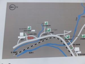 紀北町立船津小学校前の地図