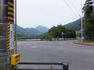 国道42号 銚子橋北交差点