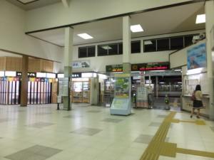 JR参宮線 伊勢市駅
