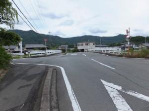新七々原橋(朝熊川)