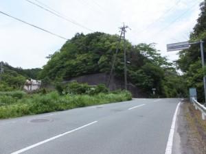 伊勢市と鳥羽市の境界(県道37号)
