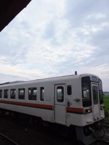 JR多気駅にて