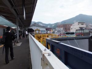 JR紀勢本線 尾鷲駅