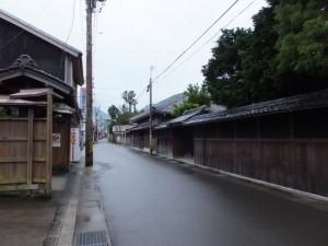 堺橋から在蔵(郷蔵)へ