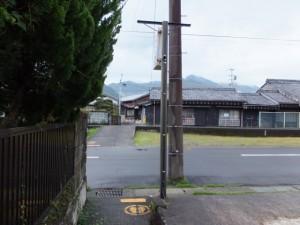 熊野古道 やのはま道