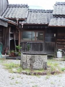 巽井戸(熊野古道 やのはな道)
