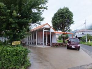 オープンカフェ ありす(矢の浜公園付近)