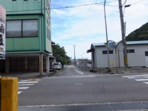 国道311号への合流(三木里)