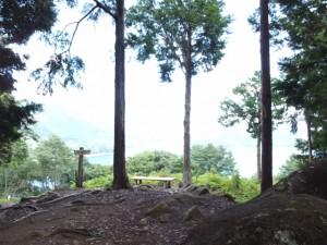 絶景の丘展望所(三木峠付近)