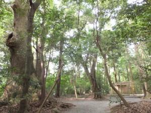 大津神社(外宮)