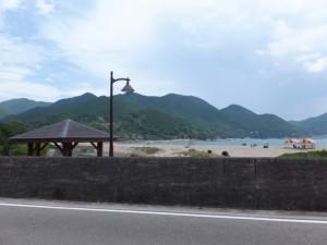 新鹿海水浴場