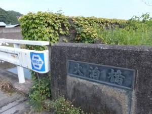 大泊橋(熊野宮川)