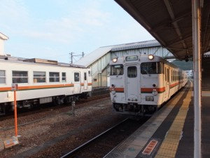 JR紀勢本線 熊野市駅