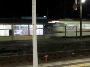 JR紀勢本線、参宮線 多気駅