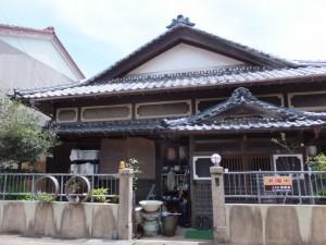 東紀州まちかど博物館(JR紀勢本線 阿田和駅前から阿田和橋(尾呂志川)へ)