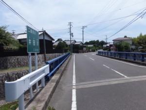 井田舞子橋(井田川)