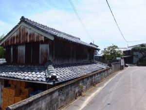 JR紀勢本線 馬場地踏切から見松寺方向へ