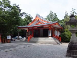 熊野神宝館(熊野速玉大社)