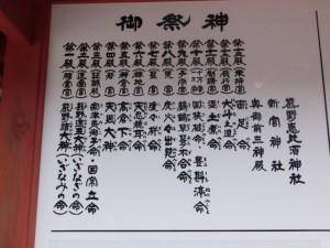 熊野速玉大社の御祭神