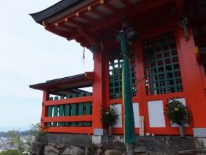 神倉神社の拝殿