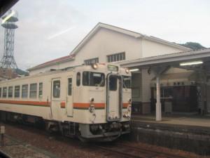 JR紀勢本線 熊野駅
