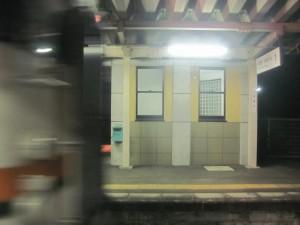 JR紀勢本線 栃原駅