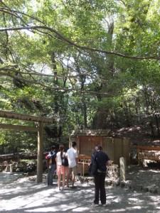 子安神社(内宮)