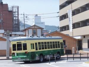 神都バス(伊勢市駅前バスのりば にて)