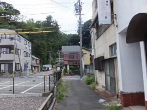 賀多神社(鳥羽市鳥羽)付近