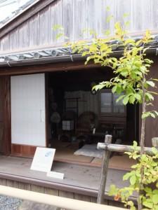岩田準一の書斎(鳥羽みなとまち文学館)