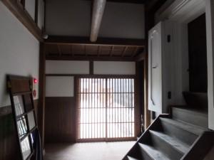 蔵前と内蔵(鳥羽大庄屋かどや)