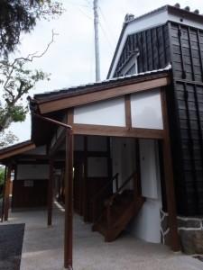 土蔵(鳥羽大庄屋かどや)