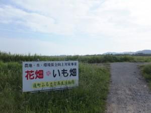中堤付近(伊勢市一色町と通町の境界)