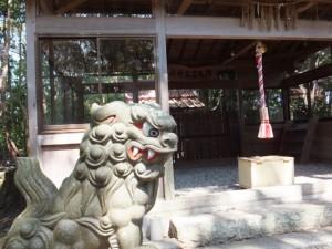 九鬼岩倉神社(鳥羽市)