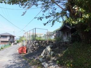 近鉄 松尾駅〜青峯山登山口